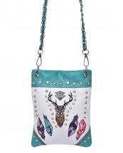 2030W199(BGTQ)-wholesale-messenger-bag-tribal-deer-head-feather-rhinestone-mini-crossbody-western-faux-chain-strap(0).jpg