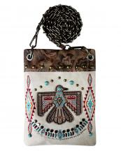 2030W212(BG)-wholesale-cross-body-bag-messenger-bag-rhinestone-aztec-eagle-leather-turquoise-embroidery(0).jpg