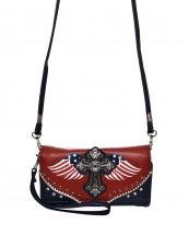 2066AFW(NV)-wholesale-wallet-messenger-bag-cross-american-flag-usa-stars-stripes-western-rhinestones-stud-silver(0).jpg
