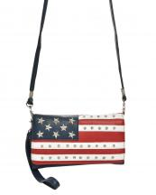 2066AGB(NV)-wholesale-wallet-messenger-bag-american-flag-color-usa-star-stripe-rhinestone-stud-flap-wristlet(0).jpg