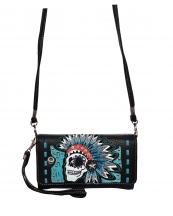 2066SUKG(TQ)-wholesale-wallet-mini-messenger-bag-skull-headdress-indian-rhinestone-studs-silver-western-alligator(0).jpg