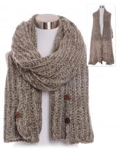 500525(GY)-wholesale-knit-scarf-two-tone-button-wrap-acrylic(0).jpg