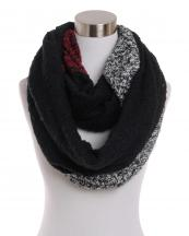 500851(BK)-wholesale-block-embossing-infinity-scarf-multi-color-knitted-acrylic(0).jpg