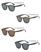 712048(SET-12PCS)-wholesale-sunglasses-rounded-black-tortoise-frame-temple-colored-lens-uva-uvb-block-uv400(0).jpg