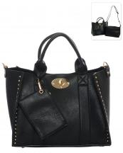 80798(BK)-wholesale-handbag-faux-leather-leatherette-gold-studs-pouch-twist-lock-detachable-coin-purse(0).jpg