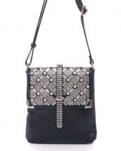 84571(BK)-wholesale-rhinestones-buckle-glitter-nubuck-leatherette-cross-body-messenger-bags(0).jpg