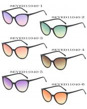 8EYED11040(SET-12PCS)-wholesale-sunglasses-cat-eye-black-frame-colored-gradient-lens-uva-uvb-block-uv400(0).jpg