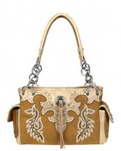 946G-8085(BR)-embroidered-silver-concho-tassle-saddle-stitch-zipper-closure-pocket(0).jpg