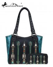 ABS002W(BK)-MW-wholesale-handbag-wallet-2pc-set-arrow-rhinestone-matching-embroidered-tooled-american-bling(0).jpg