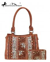 ABSS006W(BR)-MW-wholesale-handbag-wallet-set-bling-faux-pvc-leatherette-floral-embroidered-rhinestone-stud-stitch(0).jpg