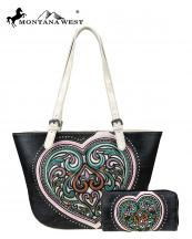 ABSS008W(BK)-MW-wholesale-handbag-wallet-set-bling-faux-pvc-leatherette-heart-embroidered-rhinestone-stud-cut-out(0).jpg