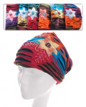 AHBD0018(MUL)-Wholesale-fabric-headwrap-elastic-scrunchie-stripe-hand-made-nepal-tore-flower-stitch-patchwork-(0).jpg