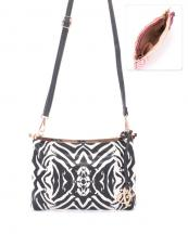 AJ044MZ(BK)-wholesale-leatherette-shoulder-strap-zebra-messenger-bag-crossbody-gold-metal-(0).jpg