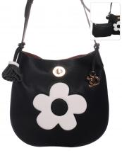 AJ135(BK)-wholesale-messenger-bag-leatherette-floral-detachable-pouch-tassel-flower-&-solid-color-plain(0).jpg