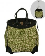 AL2013B-16(GN)-wholesale-green-leaf-microfiber-luggage-bag-extension-handle-padlock-laptop-carrier(0).jpg
