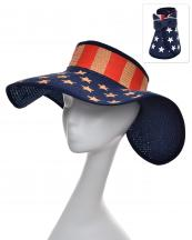 AO3093(KHA)-wholesale-hat-american-flag-straw-star-stripe-usa-bow-ribbon-woven-transform-foldable-packable(0).jpg