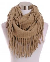 AO555(KHA)-wholesale-scarf-infinity-fringe-solid-color-knitted-woven-versatile-acrylic(0).jpg