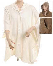 AO626(IV)-wholesale-poncho-button-up-hooded-pockets-solid-color-plain-armholes-one-size-acrylic(0).jpg