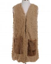 AO678(KHA)-wholesale-vest-faux-fur-solid-color-pockets-hook-closure-polyester-warm-fashion-chic(0).jpg