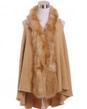 AO687(CA)-wholesale-fashion-vest-fur-collar-solid-color-hook-closure-draped-style-acrylic-knittted(0).jpg