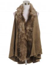 AO687(KHA)-wholesale-fashion-vest-fur-collar-solid-color-hook-closure-draped-style-acrylic-knittted(0).jpg