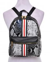 AO772(SNAKE)-wholesale-backpack-snake-stripe-animal-pattern-faux-leatherette-black-nylon-strap-red-white(0).jpg