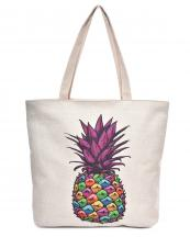AO8042(MUL)-wholesale-handbag-tote-bag-fabric-fruit-pineapple-pattern-solid-color-microfiber-polyester(0).jpg