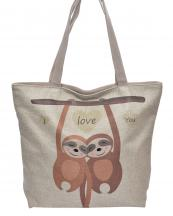 AO816(BG)-wholesale-handbag-tote-beach-bag-graphic-print-cotton-canvas-fashion-i-love-you-sloth-heart-simle(0).jpg