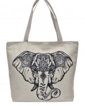 AO824(BG)-wholesale-handbag-tote-beach-bag-graphic-print-cotton-canvas-elephant-head-decorated-floral-mandala(0).jpg