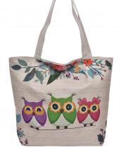AO829(BG)-wholesale-handbag-tote-beach-bag-graphic-print-cotton-canvas-owl-family-animal-bird-floral-leave(0).jpg