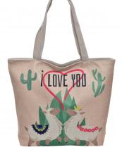 AO834(BG)-wholesale-handbag-tote-beach-bag-graphic-print-cotton-canvas-i-love-you-heart-lama-cactus-shrub-bush(0).jpg