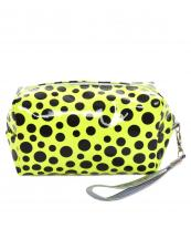 AO892(MU)-wholesale-cosmetic-pouch-bag-spotted-pattern-detachable-glossy-wristlet-strap-polyester(0).jpg