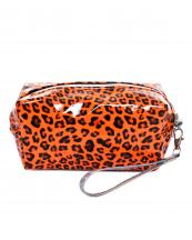 AO893(OR)-wholesale-cosmetic-pouch-bag-spotted-pattern-detachable-glossy-wristlet-strap-polyester(0).jpg