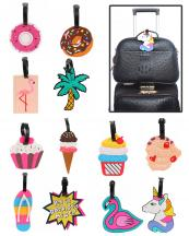 AO895(MUL)-wholesale-luggage-tag-set-illustration-rubber-information-card-holder-travel-luggage(0).jpg