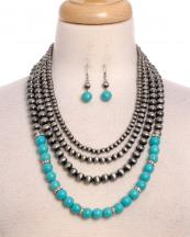 AS5667(SBTQ)-S40A-wholesale-necklace-earrings-set-navajo-style-pearl-turquoise-lead-compliant-lobster-clasp-closure(0).jpg