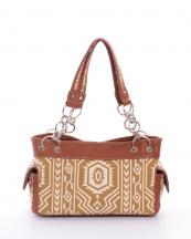 AZT102(TAN)-wholesale-handbag-fabric-leatherette-trim--chain-western-aztec-tribal-southwestern-(0).jpg