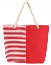 B8005(RD)-wholesale-handbag-tote-solid-colored-and-stripe-patterned-beach-pattern-graphic-travel(0).jpg