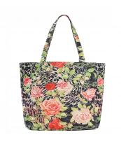 B8017-wholesale-handbag-tote-Rose-patterned-beach-pattern-graphic-travel(0).jpg