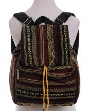 BB00011(MUL)-wholesale-backpack-aztec-canvas-fabric-bag-multicolor-pocket-drawstring-flap-cover-velcro-(0).jpg
