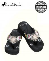 BD01S001(BK)-(SET-12PCS)-MW-wholesale-flip-flops-12pc-set-montana-west-aztec-hand-beaded-concho-rhinestone-floral-canvas-strap(0).jpg