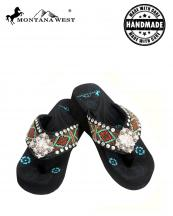 BD02S002(BK)-(SET-12PCS)-MW-wholesale-flip-flops-12pc-set-montana-west-aztec-hand-beaded-concho-rhinestone-floral-canvas-strap(0).jpg