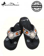 BD03S001(BK)-(SET-12PCS)-MW-wholesale-flip-flops-12pc-set-montana-west-aztec-beaded-concho-rhinestone-floral-handmade-logo(0).jpg