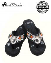 BD03S087(BK)-(SET-12PCS)-MW-wholesale-flip-flops-12pc-set-montana-west-aztec-hand-beaded-floral-concho-rhinestones-canvas-strap(0).jpg