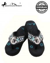 BD05S087(BK)-(SET-12PCS)-MW-wholesale-flip-flops-12pc-set-montana-west-aztec-hand-beaded-horse-head-floral-concho-rhinestones(0).jpg