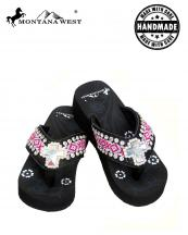 BD18S008(BK)-(SET-12PCS)-MW-wholesale-flip-flops-12pc-set-montana-west-aztec-hand-beaded-concho-rhinestone-floral-canvas-strap(0).jpg