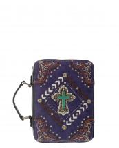 BL13502W138LCR(PP)-wholesale-bible-case-cover-cross-turquoise-silver-embroidered-rhinestones-stud-concho-stitch-chevron(0).jpg