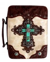 BL13502W95LCR(BG)-wholesale-bible-case-cross-turquoise-floral-tooled-leatherette-faux-rhinestone-stud-(0).jpg