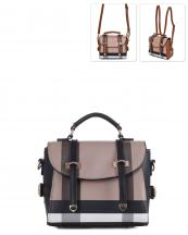 BL4215(BRBK)-wholesale-handbag-messenger-bag-backpack-plaid-flap-convertible-belt-buckle-crossbody-checkered-faux(0).jpg
