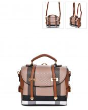 BL4215(BRBR)-wholesale-handbag-messenger-bag-backpack-plaid-flap-convertible-belt-buckle-crossbody-checkered-faux(0).jpg