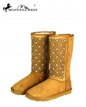 BST104(BR)-SET(12)-MW-wholesale-montana-west-boots-set-tribal-embroidered-gold-studs-faux-fur-suede-rubber-texture-sole(0).jpg